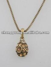 Fashion lightness little bottle necklace