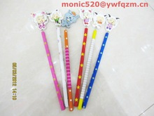 wooden color drawing pencil for promotion school supplies or gifts