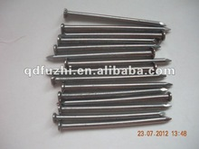 Galvanized Common iron Nail/ steel nail/common galvanized round wire nail