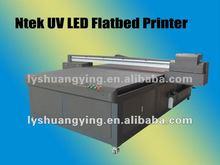 Paper board wood board foam board printing machine(Ntek UV Flatbed Printer) YC-2030