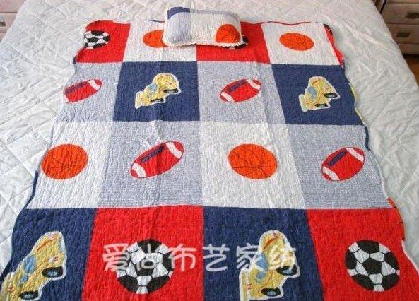 Edredones patchwork para bebés - Imagui