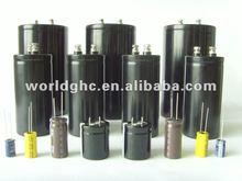electrolytic capacitor 400v 3300uf 76*120mm