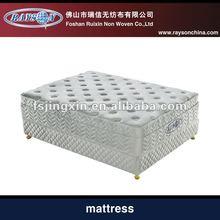2012 new design hotel bed mattress