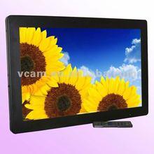 26 Inch Wall-mounted LCD Advertising VGA, AV, HDMI Monitor(VP260A)