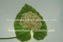 china manufacturer garlic flakes,2012 crop