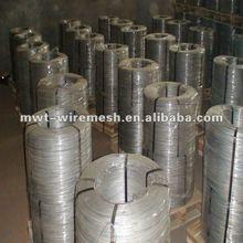 Galvanisé plongé chaud de fil de fer, zinc enduit: 30-60 g./m2