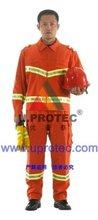 Oil & Gas fields safety garments