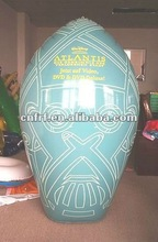 inflatable atlantis stone model