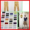 Supply | weft rib knit Cotton spandex rib cloth 2x2 ribbing | rib fabric