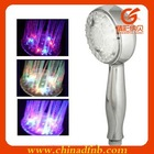 Creative Top Hi-Tech Led light shower head