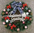 Navidad guirnalda decorativa& guirnalda