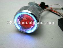 2.5inch Car Fog Light/Motorcycle HID Bi-xenon projector Lens with CCFL Angel eye