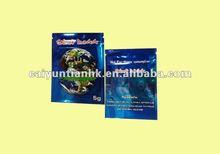 Delicated zipper bag for potpourri 5g