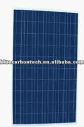 185w thin film poly solar panel