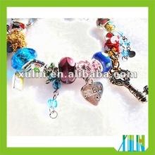 2015 Optional mix beads murano bracelets wholesale