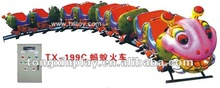 2012 FRP Fashion design electric rail train TX-199C