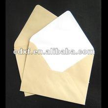 business pocket craft paper Envelope EN-13 with no window