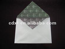 business diamond white paper Envelope EN-19