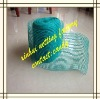plastic green mini table tennis net size