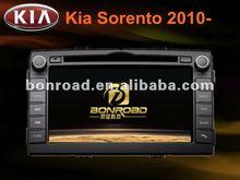 newest double din kia sorento 2010-2012 car audio