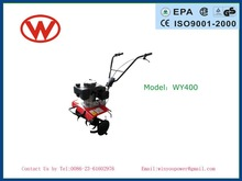 WY400 6.0HP v-shaft petrol cultivator/gardening machine