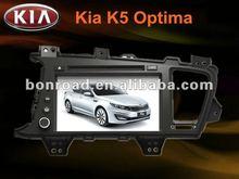 newest double din kia k5 2012 car video dvd