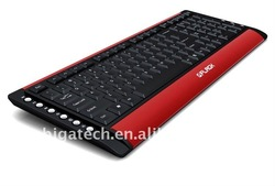 Latest 2.4G Wireless Computer Cheap keyboard