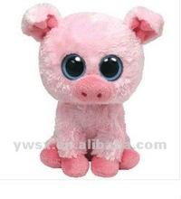 2012 fashion animal big eyes pig watcher