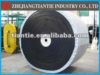 moulded edge conveyor belt