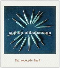 Gas thermocouple head