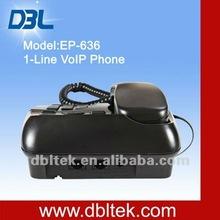 DBL 2012 VoIP SIP phone/EP-636/desktop phone
