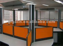 HPL desktop office partition