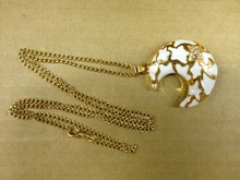 wholesale different shape usb necklace as company gifts