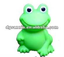 game palstic toy/child toy/plastic game toy animal frog figure toy