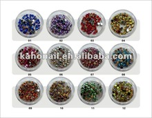 kaho art nail factory chain supermaket store,multiple shop welcome Nail Accessories manicure table nail salon furniture