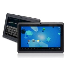 2012 allwinner a13 arm cortex-a8 tablet pc M7012