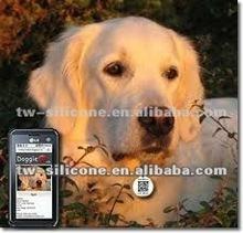 qr code pet id tag