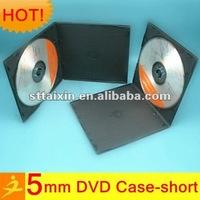 5.2mm single plastic cd box