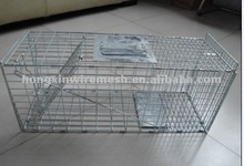high quality stainless steel mouse trap cage(factory)