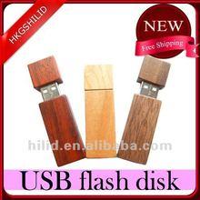 New Fashionable Wood Style 16MB-32GB Memory Stick USB Flash Drive Gift