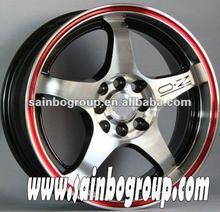 aluminum alloy rims ,replica wheel ,racing car rims
