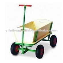 Premium Eco-Friendly Wood Toy Truck L970xW620xH995mm.100Kg Capacity TC4203C