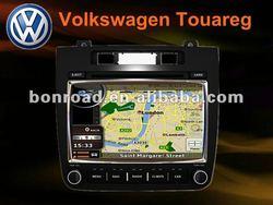 8 inch touch screen volkswagen new touareg car gps navigation
