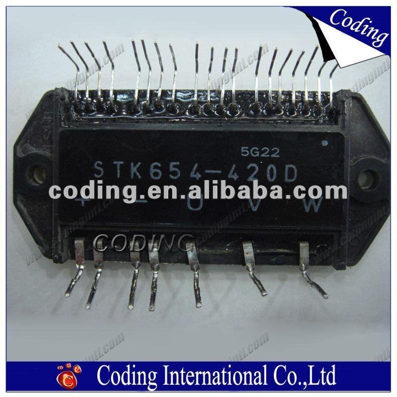 Гибрид IC STK4152II плотной