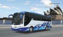 50 seats new luxury passenger coach/bus GDW6119H