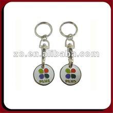 2012 hot coin keychain