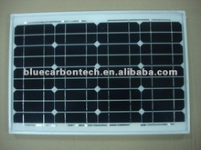 Mono-crystalline Module 20wp 12v Photovoltaic Solar Panel