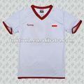 personalizado sublimación camiseta de fútbol uniforme