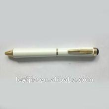 White writing stylus pen