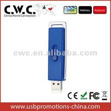 wholesale plastic accept paypal usb memory stick